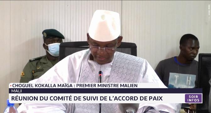 Mali: réunion du Comité de suivi de l'accord de paix