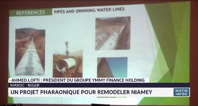 Maroc-Niger: un projet pharaonique pour remodeler Niamey