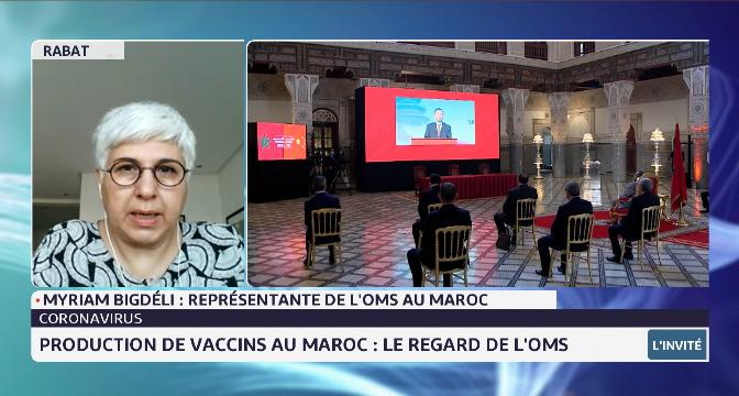 Production de vaccins au Maroc: le regard de l'OMS