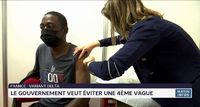 France-Covid19.. Le gouvernement veut éviter une 4ème vague