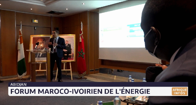 Abidjan: forum maroco-ivoirien de l'énergie