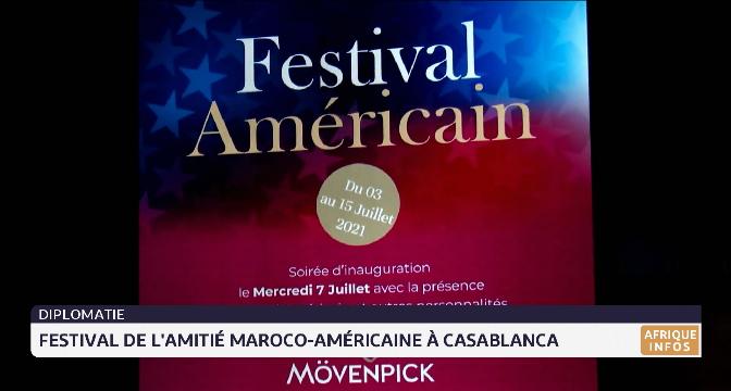 Festival de l'amitié maroco-américaine à Casablanca