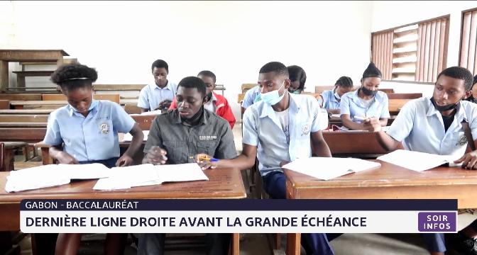Gabon-Baccalauréat: dernière ligne droite avant la grande échéance