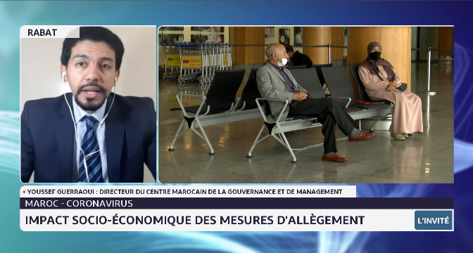 Focus sur l'impact socio-économique des mesures d'allègement avec Youssef Guerraoui