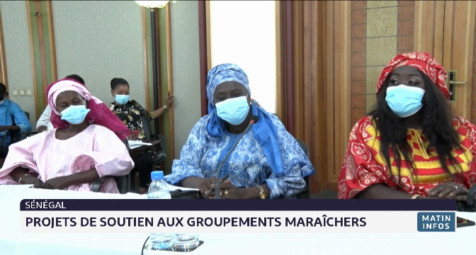 Sénégal: projets de soutien aux groupements maraîchers