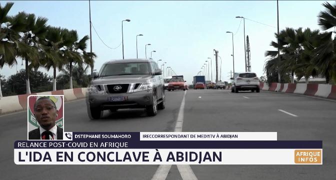 Relance post-Covid en Afrique: l'IDA en conclave à Abidjan