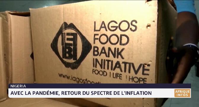 Nigeria: avec la pandémie, retour du spectre de l'inflation