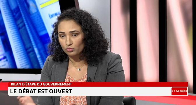 Bilan du gouvernement: analyse de Khaoula Lachgar