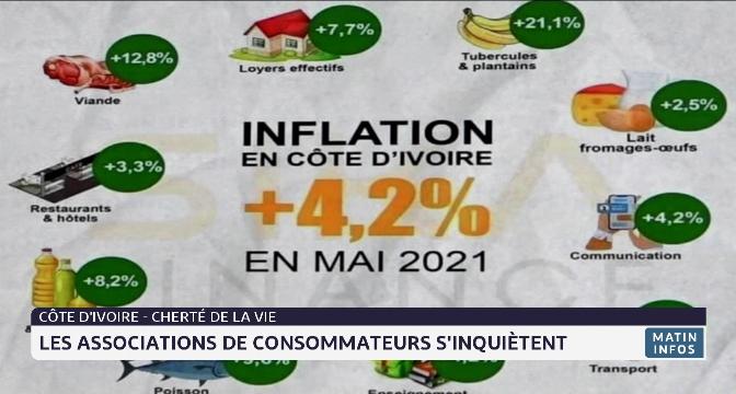 Côte d'Ivoire: cherté de la vie, les associations de consommateurs s'inquiètent