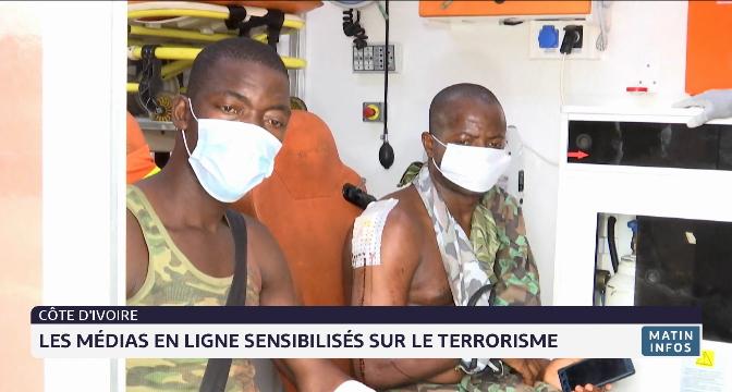 Côte d'Ivoire: les médias en ligne sensibilisés sur le terrorisme