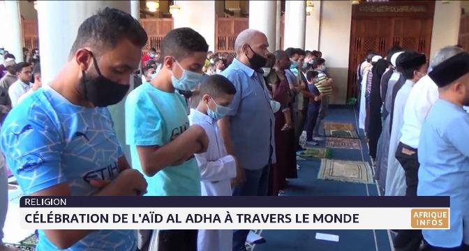 Célébration de l'Aïd Al-Adha à travers le monde