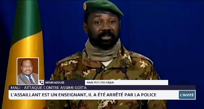 Mali: une transition fragile et mouvementée. Analyse Henri Nzouzi