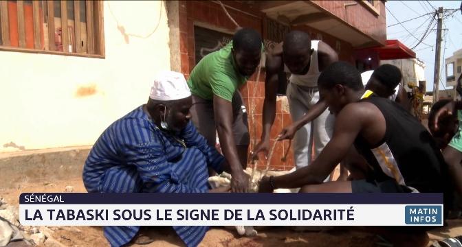 Sénégal: le Tabaski sous le signe de la solidarité