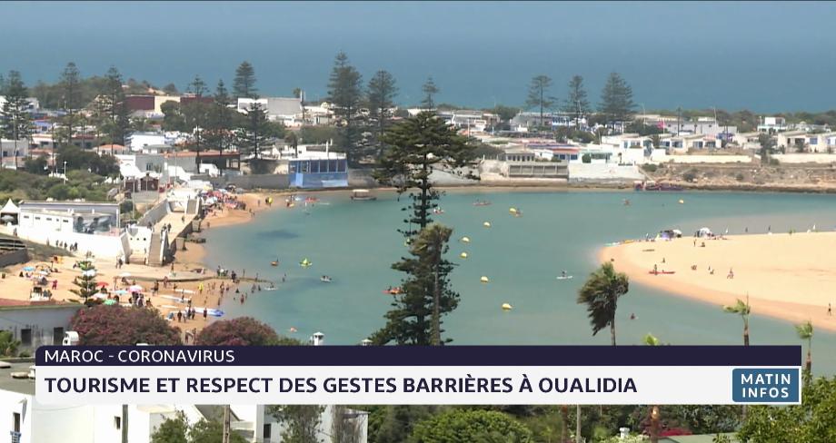 Maroc: tourisme et respect des gestes barrières à Oualidia