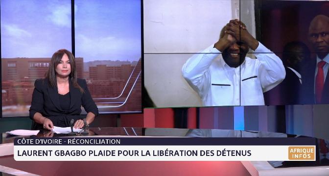 Côte d'Ivoire: Laurent Gbagbo plaide pour la libération des détenus
