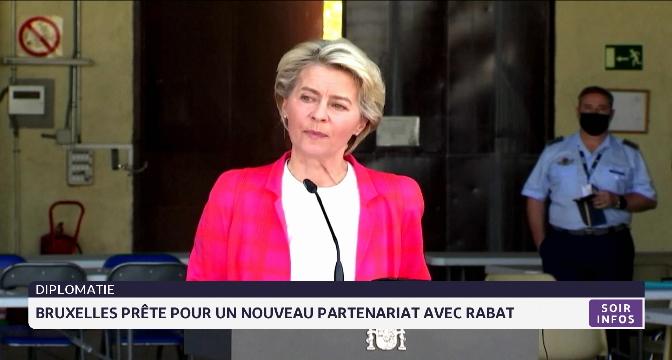 Diplomatie: Bruxelles prête pour un nouveau partenariat avec Rabat