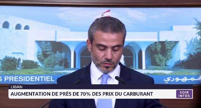 Liban: Nouvelle hausse des prix du carburant