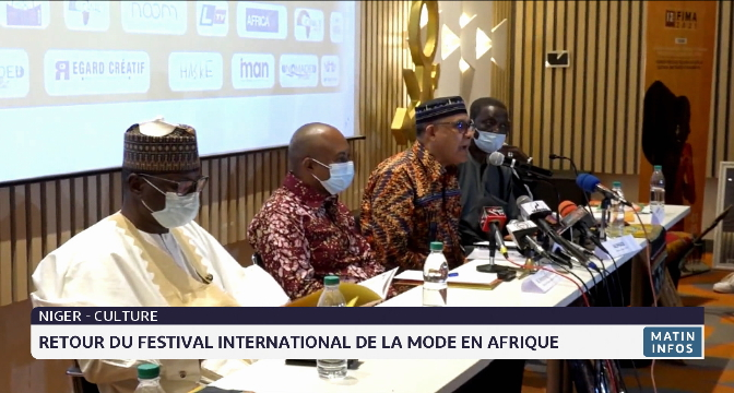 Niger: retour du festival international de la mode en Afrique