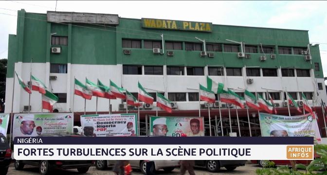 Nigeria: fortes turbulences sur la scène politique