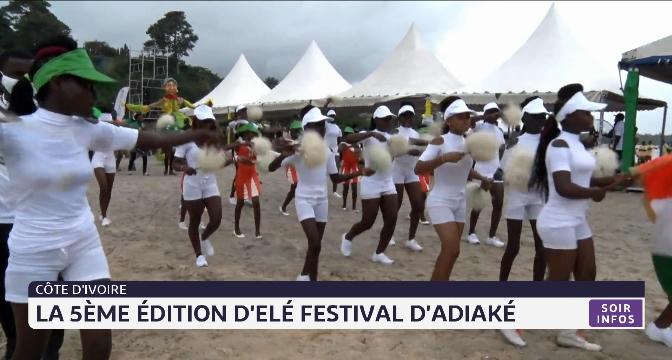 Côte d'Ivoire: la 5ème édition d'Elé festival d'Adiaké