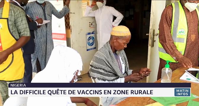 Nigeria: la difficile quête des vaccins en zone rurale