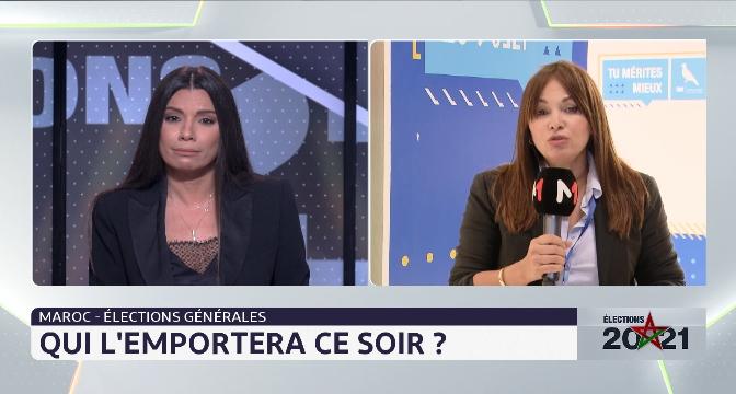 Elections 2021: retour sur une journée exceptionnelle avec Soumia Derhourhi