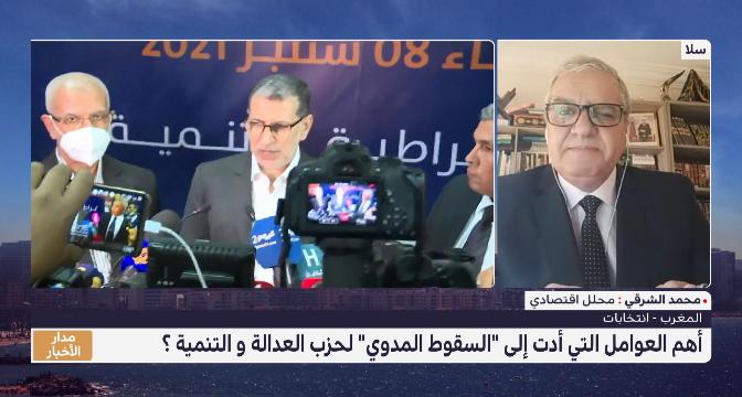 محمد الشرقي يلخص أهم العوامل لهزيمة حزب العدالة والتنمية في الانتخابات