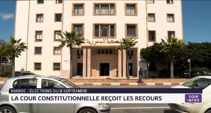 Scrutin du 8 septembre: la cour constitutionnelle reçoit les recours