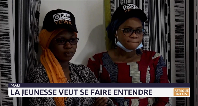 Mali: la jeunesse veut se faire entendre