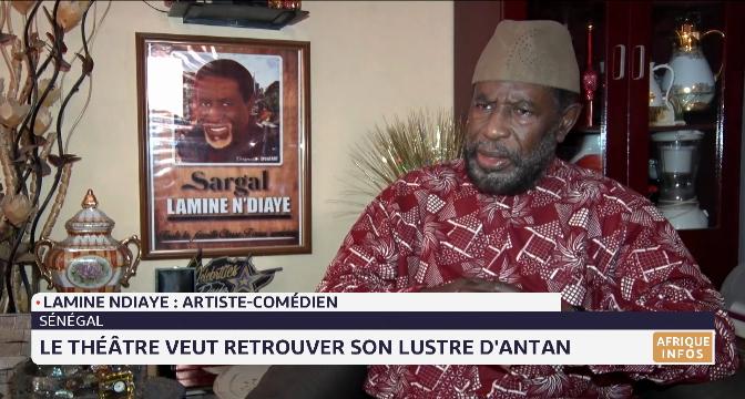 Sénégal: le théâtre veut retrouver son lustre d'antan