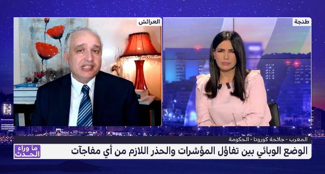 الطيب حمضي: هناك مؤشرات إيجابية لاحتواء الوباء بالمغرب