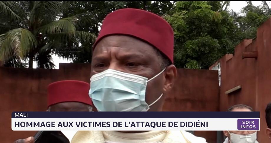 Bamako: hommage solennel aux deux camionneurs marocains tués au Mali