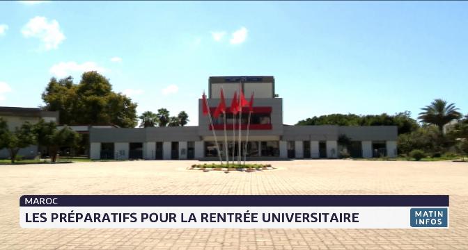Maroc: les préparatifs pour la rentrée universitaire