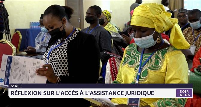 Mali: réflexion sur l'accès à l'assistance juridique