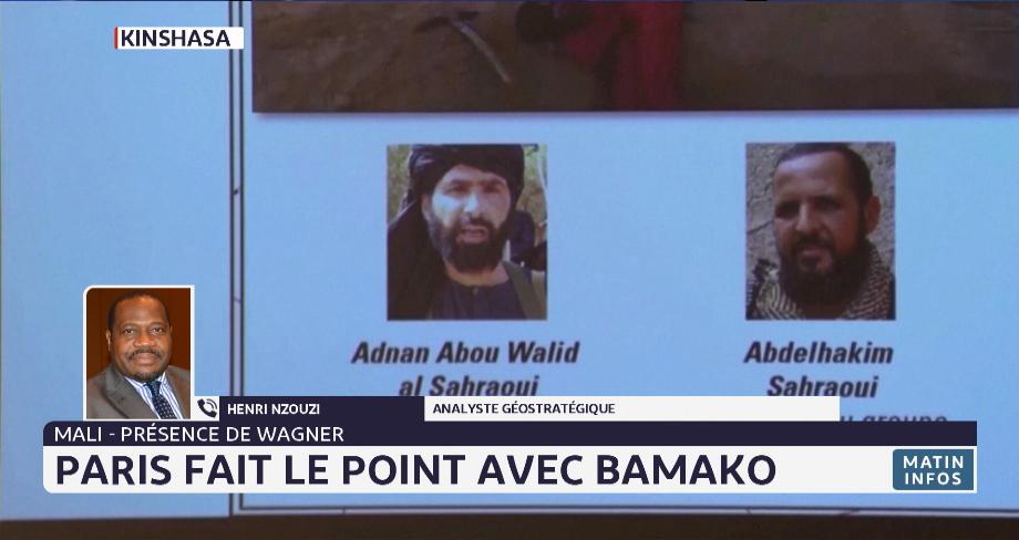 Présence de Wagner au Mali: Paris fait le point avec Bamako. Analyse Henri Nzouzi