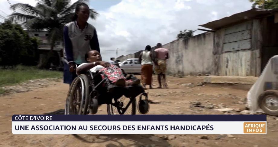 Côte d'Ivoire: une association au secours des enfants handicapés