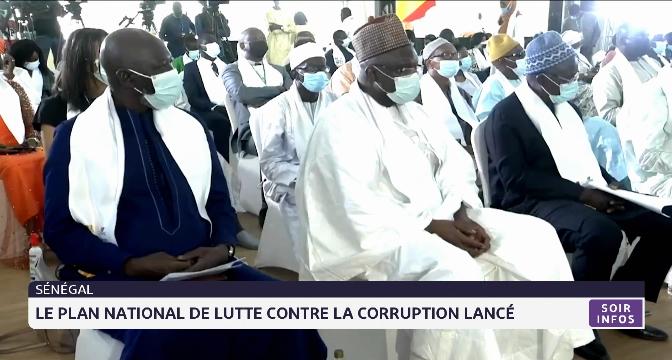 Sénégal: le plan national de lutte contre la corruption lancé