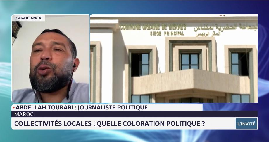 Collectivités locales au Maroc: quelle coloration politique ?