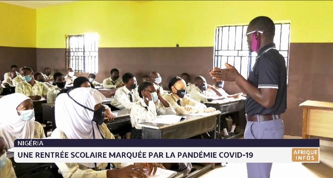 Nigéria: la covid-19, invité indésirable de la rentrée scolaire