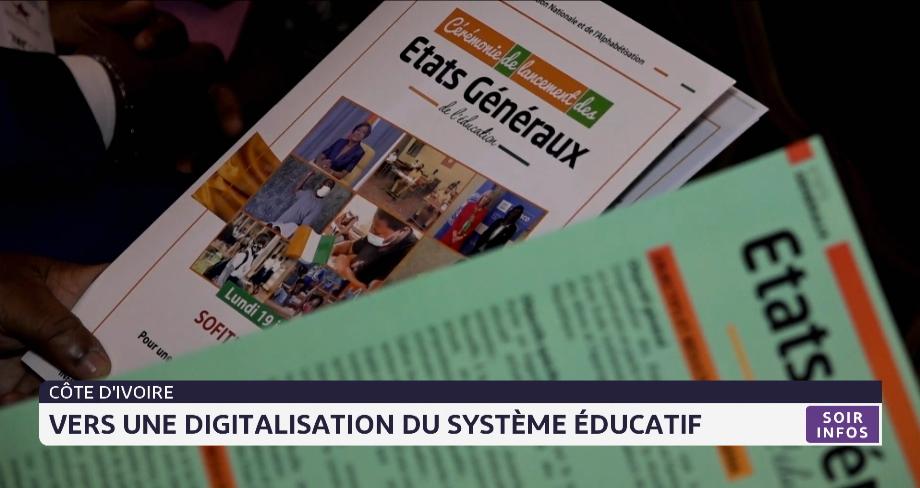 Côte d'Ivoire: vers une digitalisation du système éducatif
