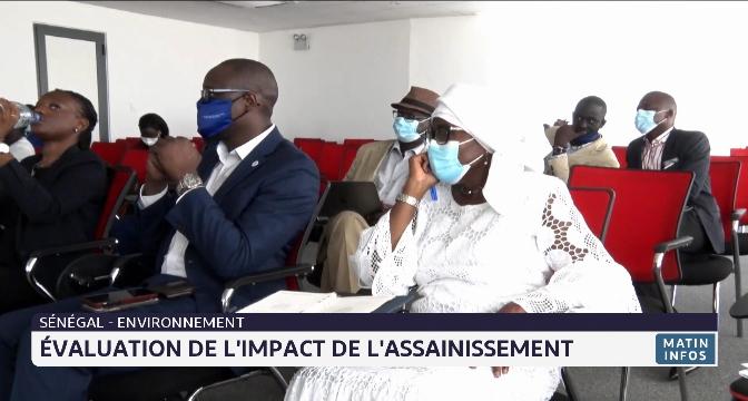 Sénégal: évaluation de l'impact de l'assainissement