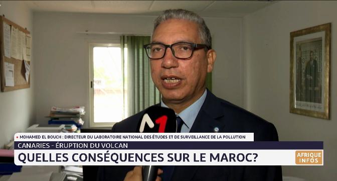 Éruption du volcan aux Canaries : quelles conséquences sur le Maroc?