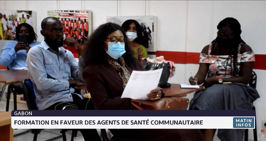 Gabon: formation en faveur des agents de santé communautaire