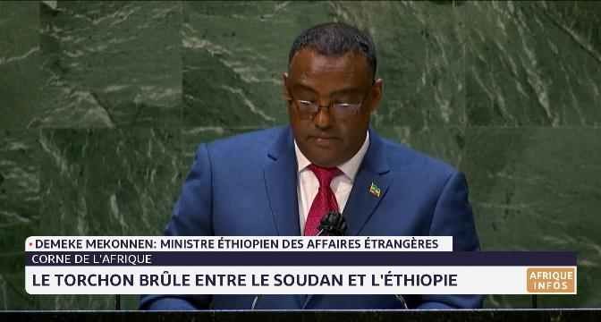 Le torchon brûle entre le Soudan et l'Éthiopie