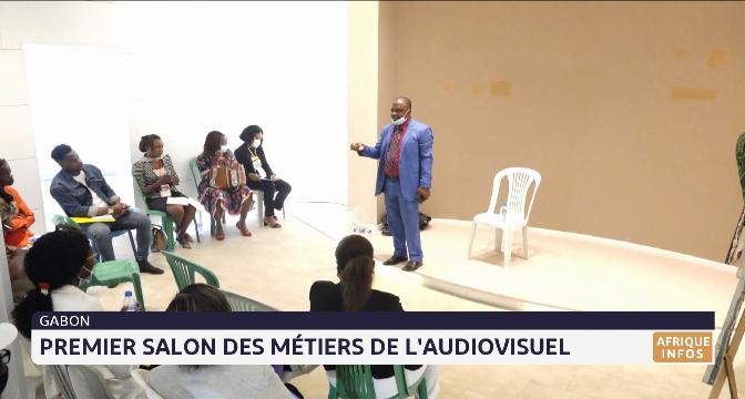 Gabon: Premier Salon des métiers de l'audiovisuel