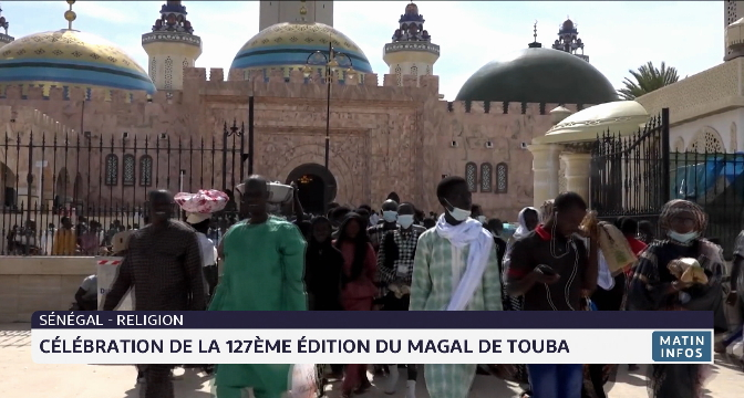 Sénégal: célébration de la 127e édition du Magal de Touba
