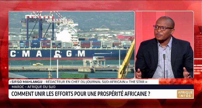Sifiso Mahlangu: l'heure est à la solidarité africaine