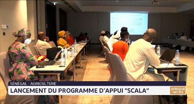 """Sénégal: lancement du programme d'appui """"Scala"""""""
