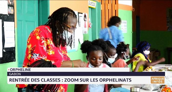 Rentrée des classes au Gabon: zoom sur les orphelinats
