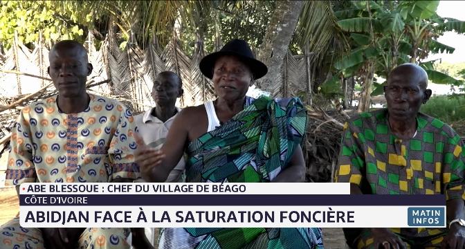 Côte d'Ivoire: Abidjan face à la saturation foncière